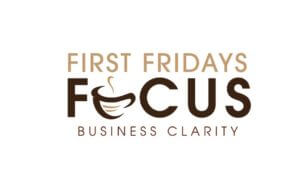 First Fridays Focus Logo single