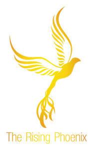 image of a rising phoenix