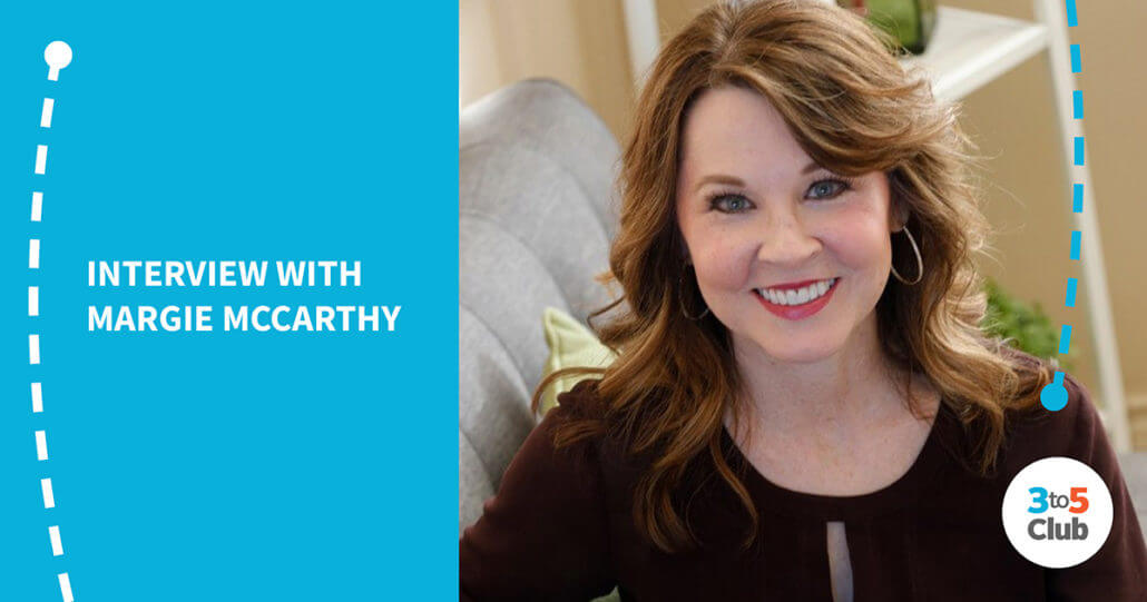 3to5 interview with margie mccarthy
